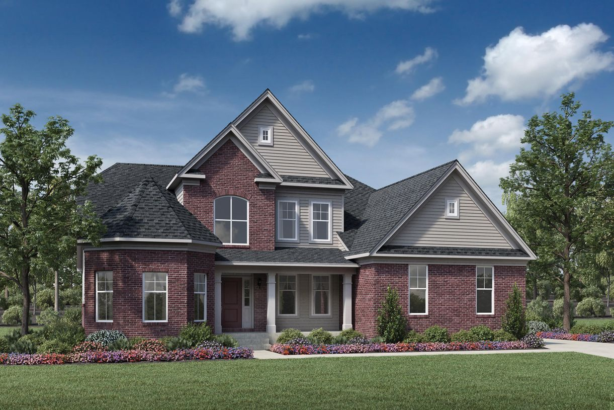 Single Family for Active at Trailwoods Of Ann Arbor - The Parkside Collection - Palmerton 229 S. Staebler Road Ann Arbor, Michigan 48103 United States