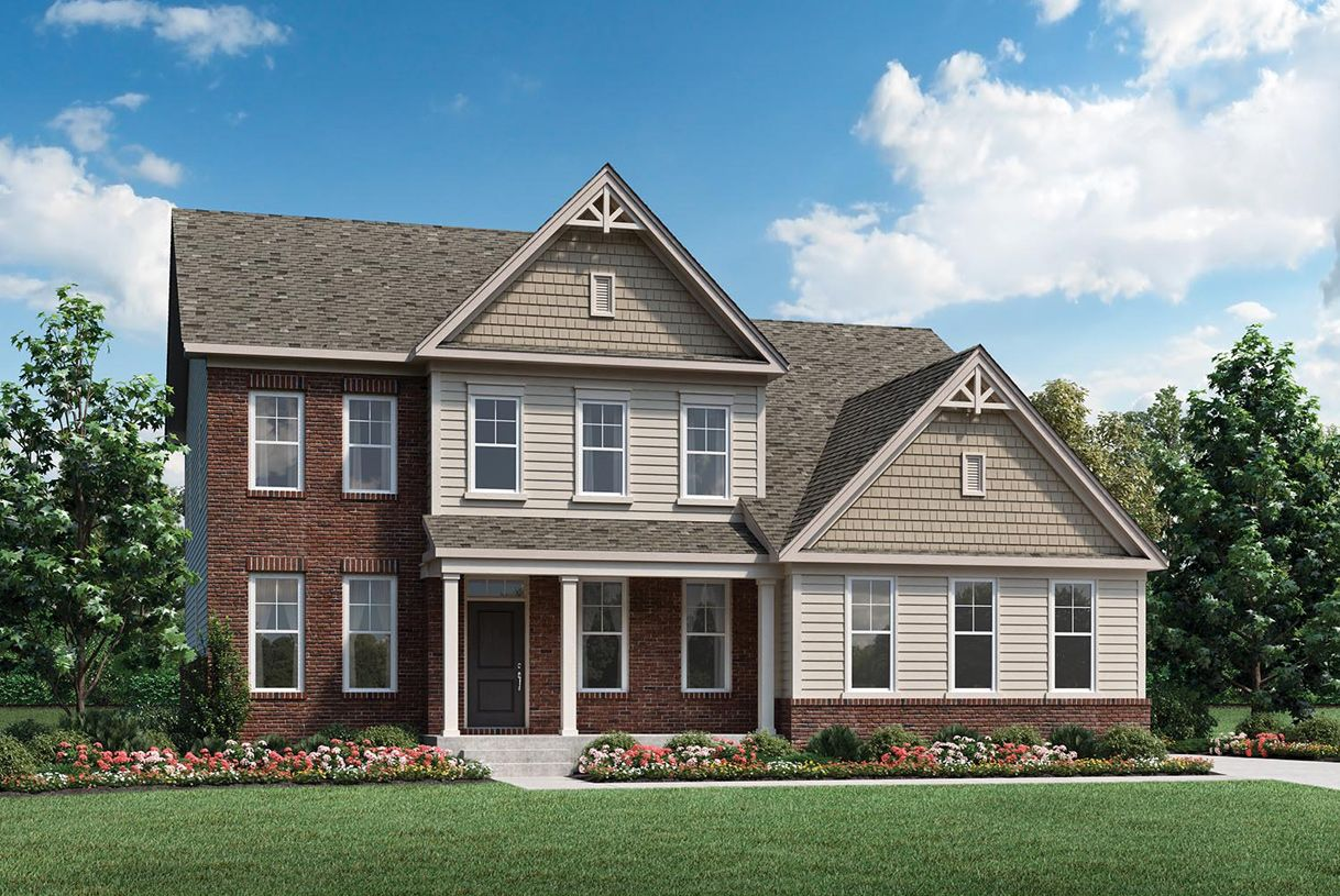 Single Family for Active at Trailwoods Of Ann Arbor - The Parkside Collection - Stanford 229 S. Staebler Road Ann Arbor, Michigan 48103 United States