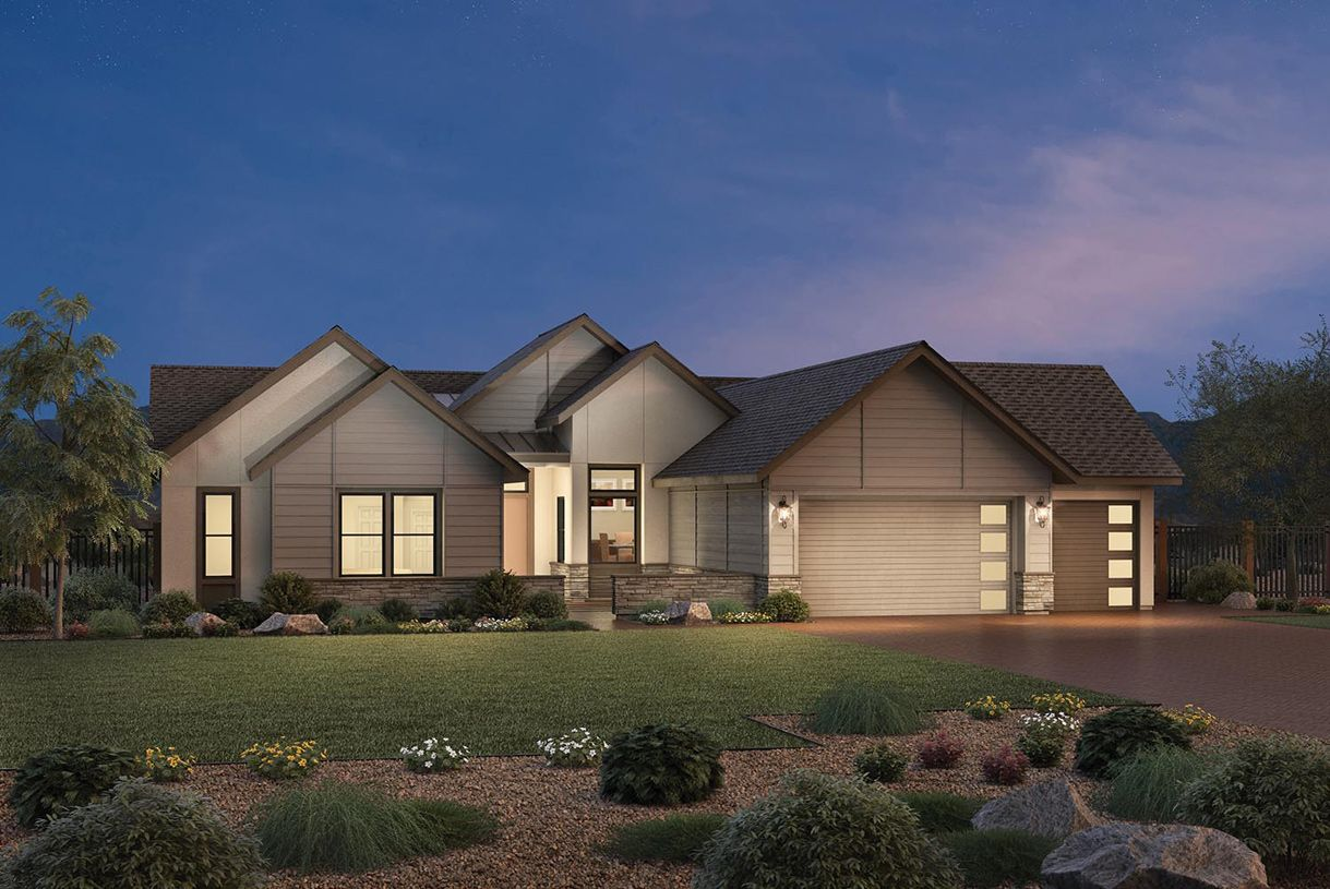 Single Family for Active at Ridgeline At Caramella Ranch - Sky Meadow Collection - Clairmont 0 Western Skies Drive Reno, Nevada 89521 United States