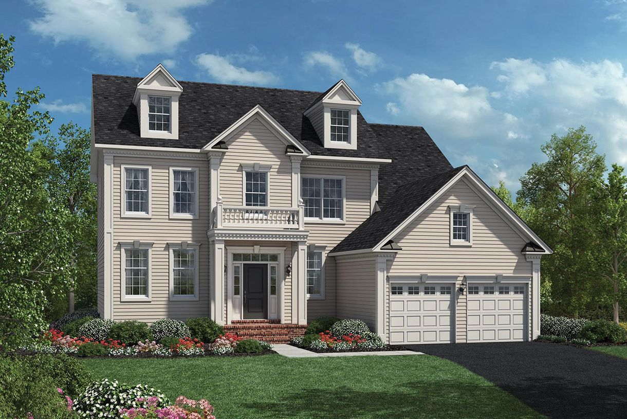 Single Family for Active at Bethel Crossing - Amherst 5 North Crossing Way Bethel, Connecticut 06801 United States