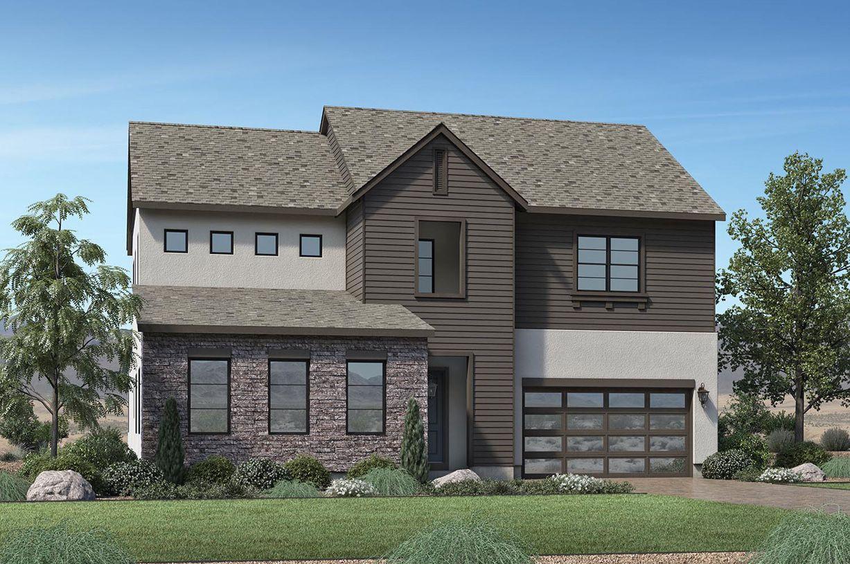 Additional photo for property listing at Latigo At Rancharrah - Allure Elite 6001 Talbot Lane Reno, Nevada 89509 United States