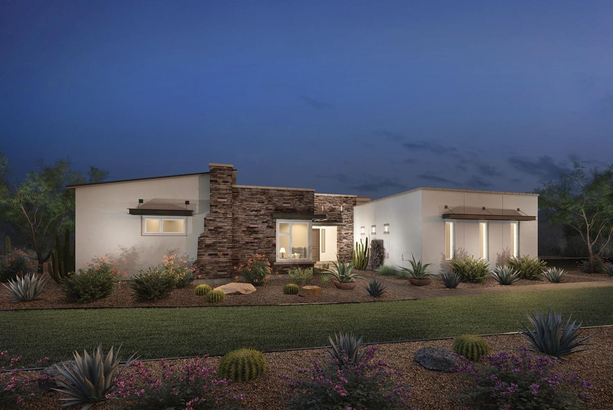 Single Family for Active at Toll Brothers At The Meadows - Laurel Collection - Corbin 9795 West Wizard Lane Peoria, Arizona 85383 United States
