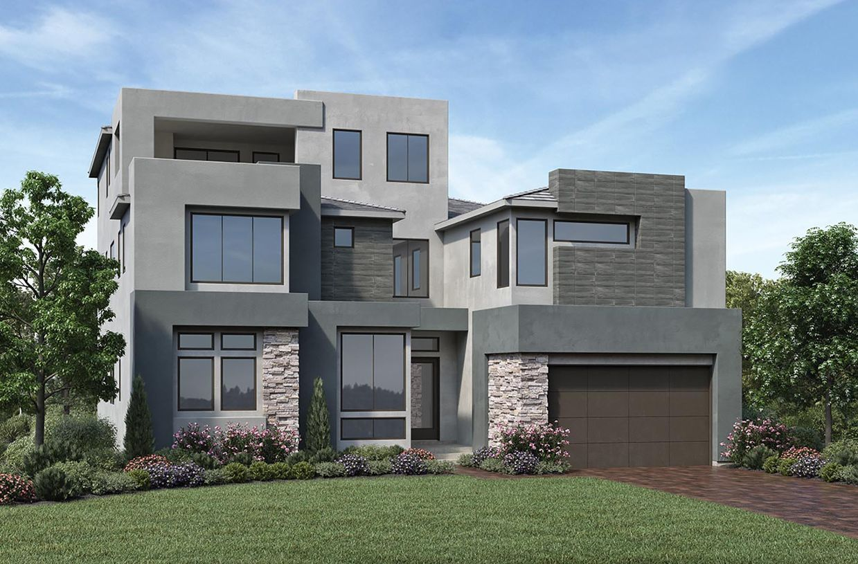 Single Family for Active at Westcliffe At Porter Ranch - Cascades Collection - Vega Elite 20340 W. Aberdeen Lane Porter Ranch, California 91326 United States