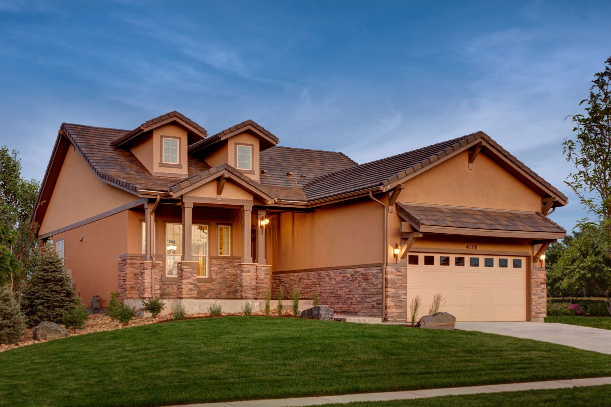Single Family for Sale at Wakefield 4158 San Luis Way Broomfield, Colorado 80023 United States