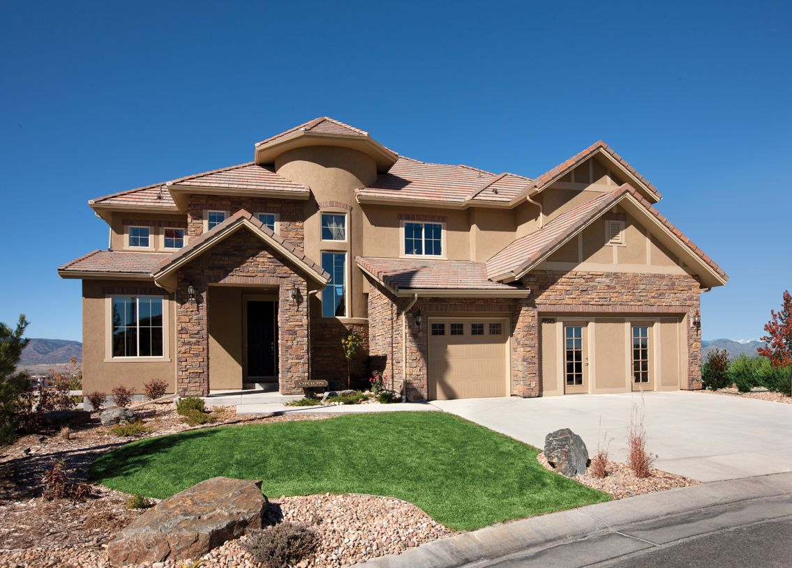 Single Family for Sale at Bella 22236 Boundstone Street Parker, Colorado 80138 United States