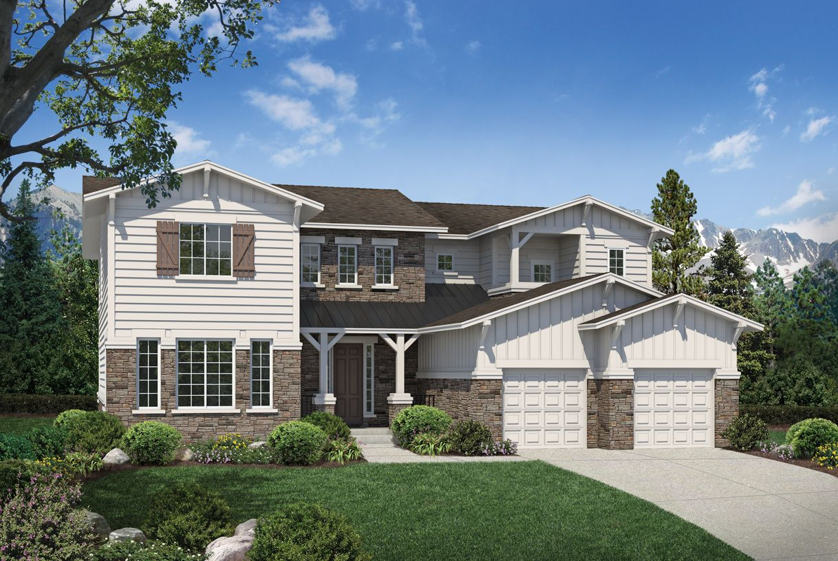 toll brothers the highlands at parker orion 1037530