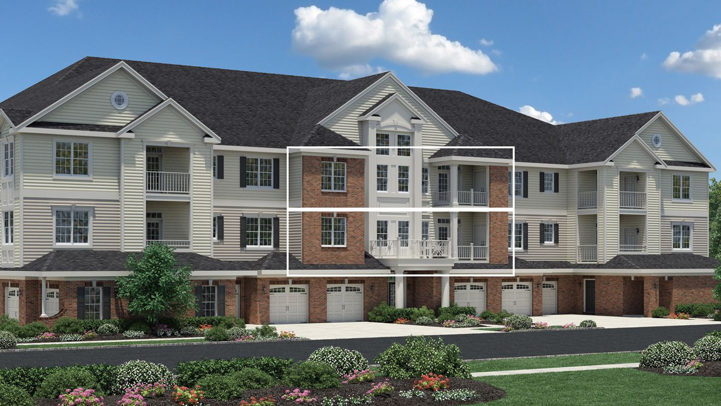 Real Estate at Regency at Dominion Valley - Greenbrier Collection, Haymarket in Prince William County, VA 20169