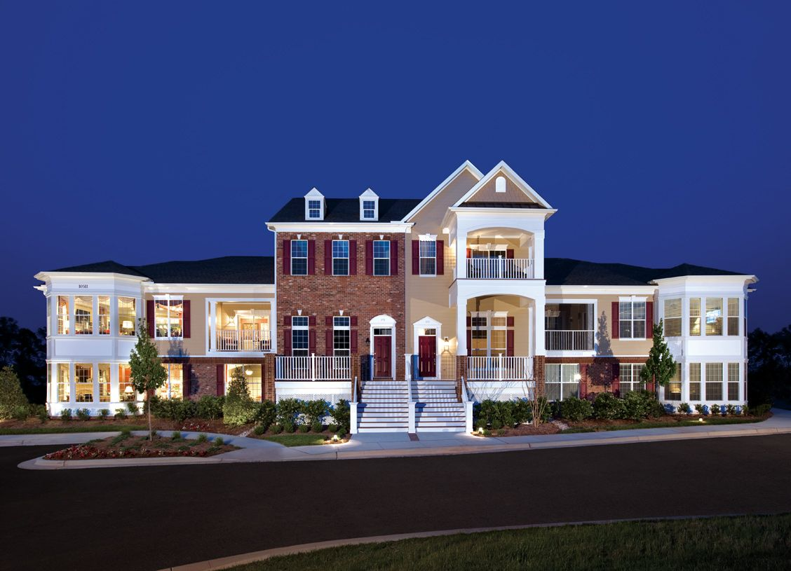 Brier Creek Cottages Raleigh Nc New Construction Homes