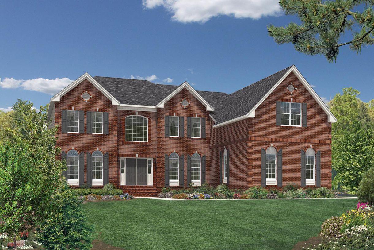 Single Family for Sale at Estates At Hilltown - Claridge 1110 Webb Drive Perkasie, Pennsylvania 18944 United States