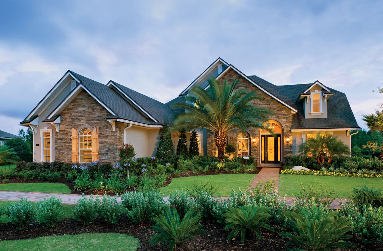 Coastal oaks at nocatee estate signature collections for New home communities
