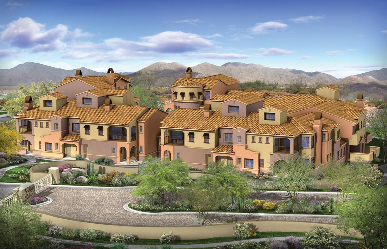 Multi Family for Sale at The Villages At Aviano - Amici 3935 E. Rough Rider Rd Phoenix, Arizona 85050 United States