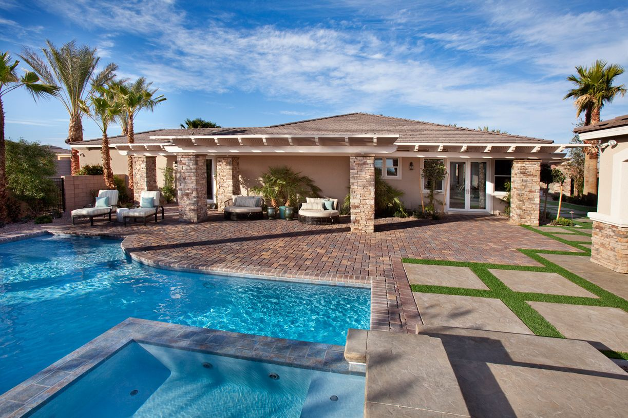Casita Plans For Backyard Savona New Homes In Las Vegas Nv By Toll Brothers