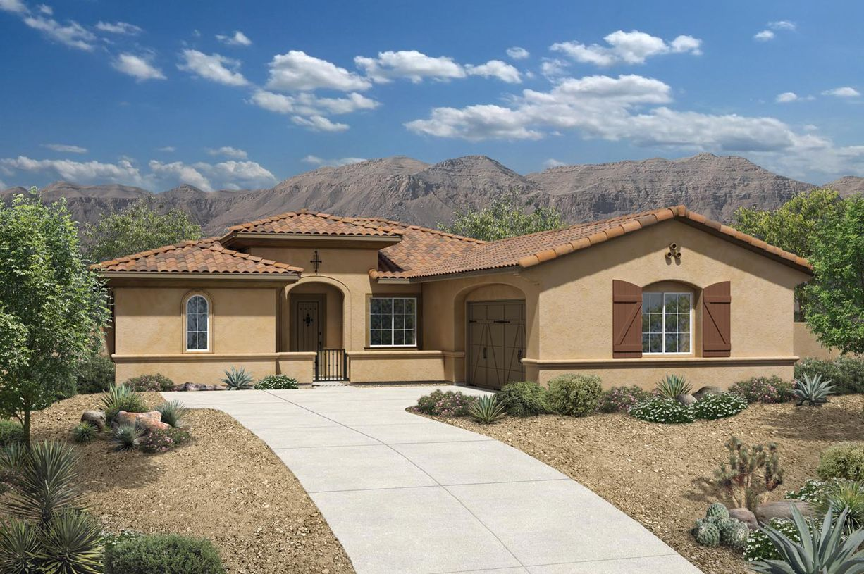 Single Family for Sale at Catania 265 Besame Ct. Las Vegas, Nevada 89138 United States
