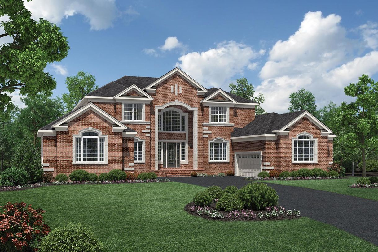 Toll brothers trotters glen duncan 1387076 olney md for Modern homes for sale in maryland