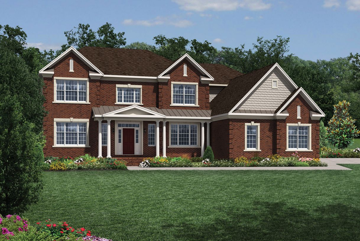 Single Family for Sale at The Hills At Lagrange - Harding 143 Ridgeline Drive Poughkeepsie, New York 12603 United States