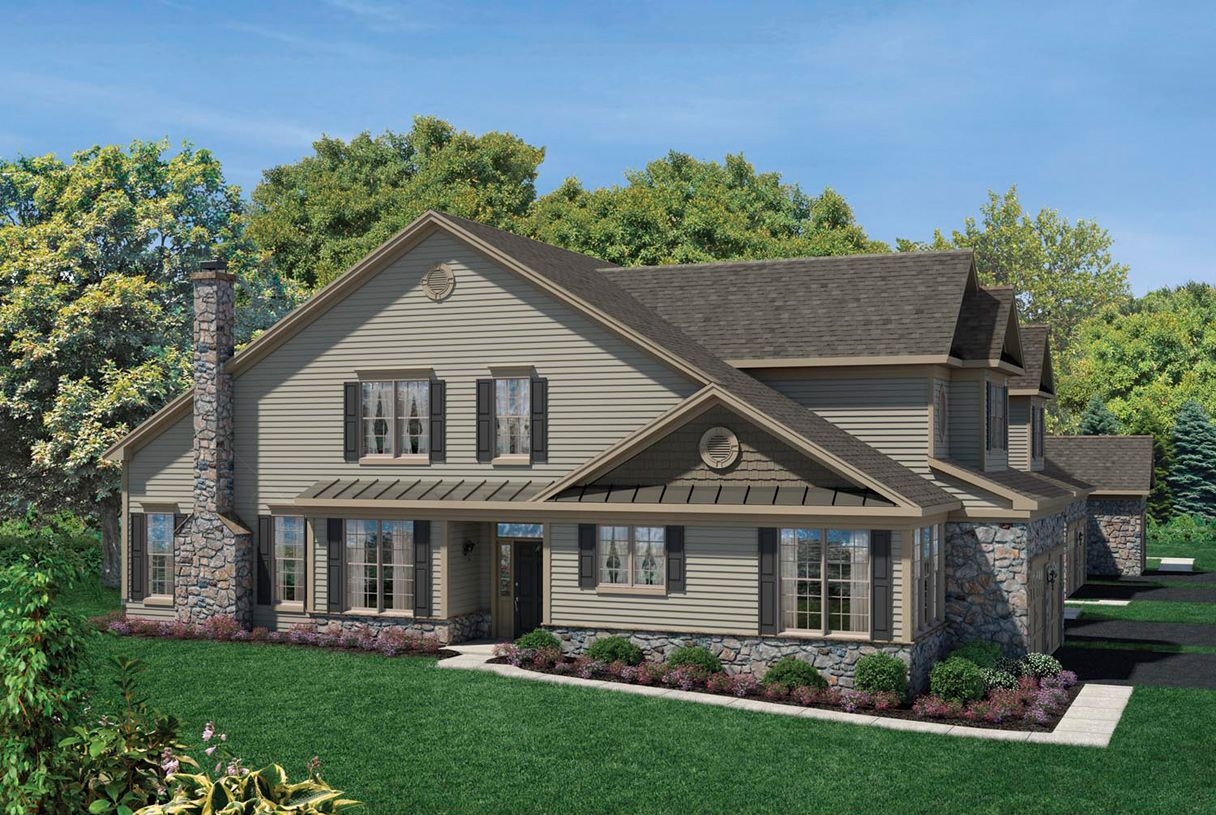 Multi Family for Active at Toll Brothers At Valeria - Larchmont 341 Furnace Dock Road Cortlandt Manor, New York 10567 United States