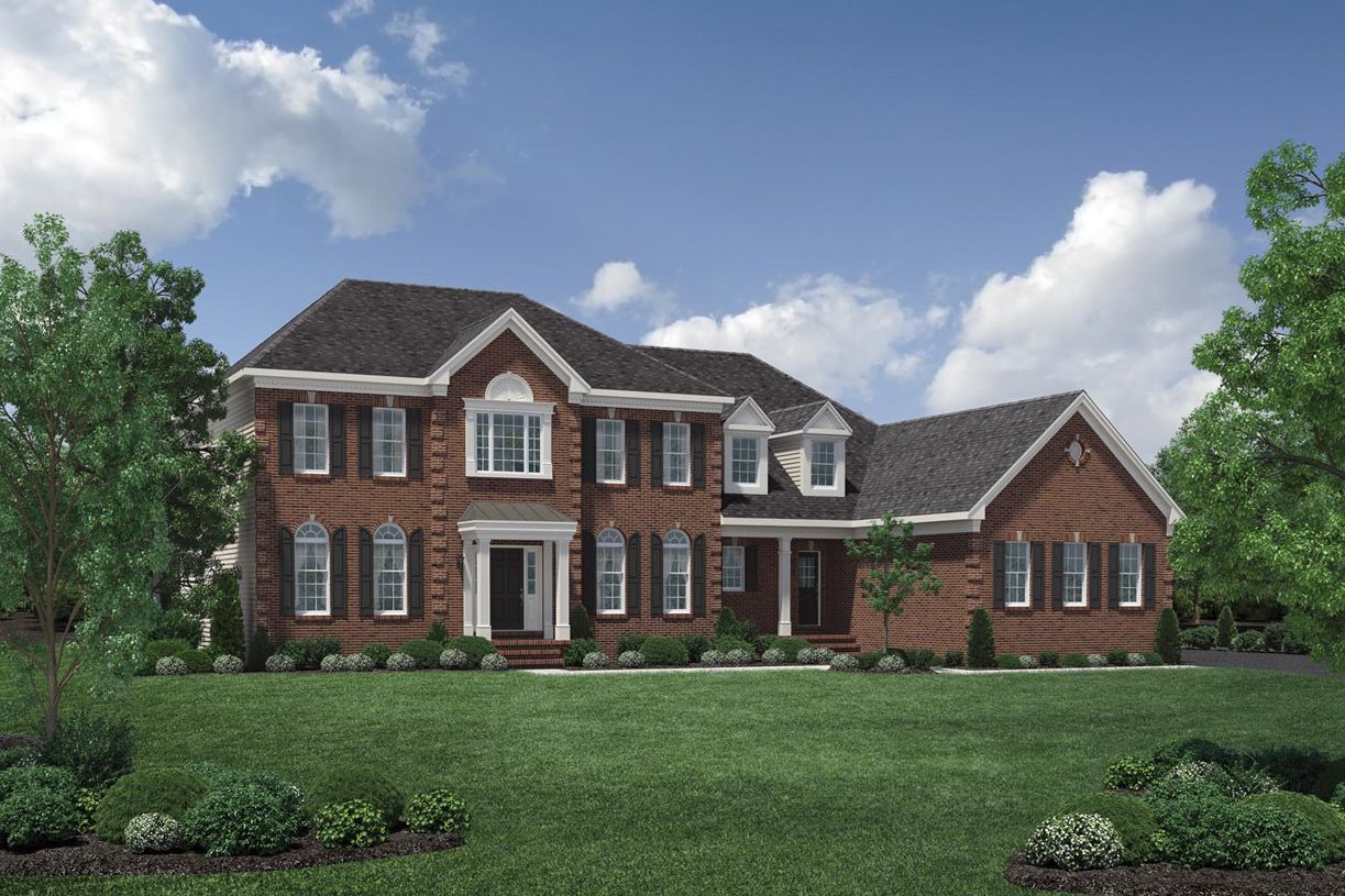 Single Family for Sale at Monmouth Chase - Coventry 1 Potomac Court Freehold, New Jersey 07728 United States