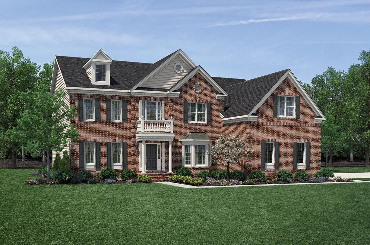 Toll brothers mountain view at hunterdon langley ii for Langley home