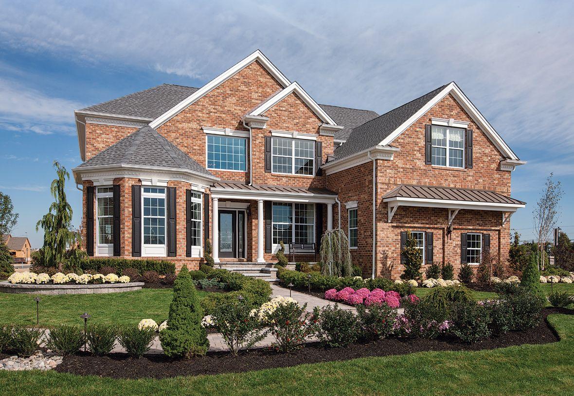 单亲家庭 为 销售 在 Columbia Ii Lexington 17 Greylynne Drive Monroe Township, New Jersey 08831 United States