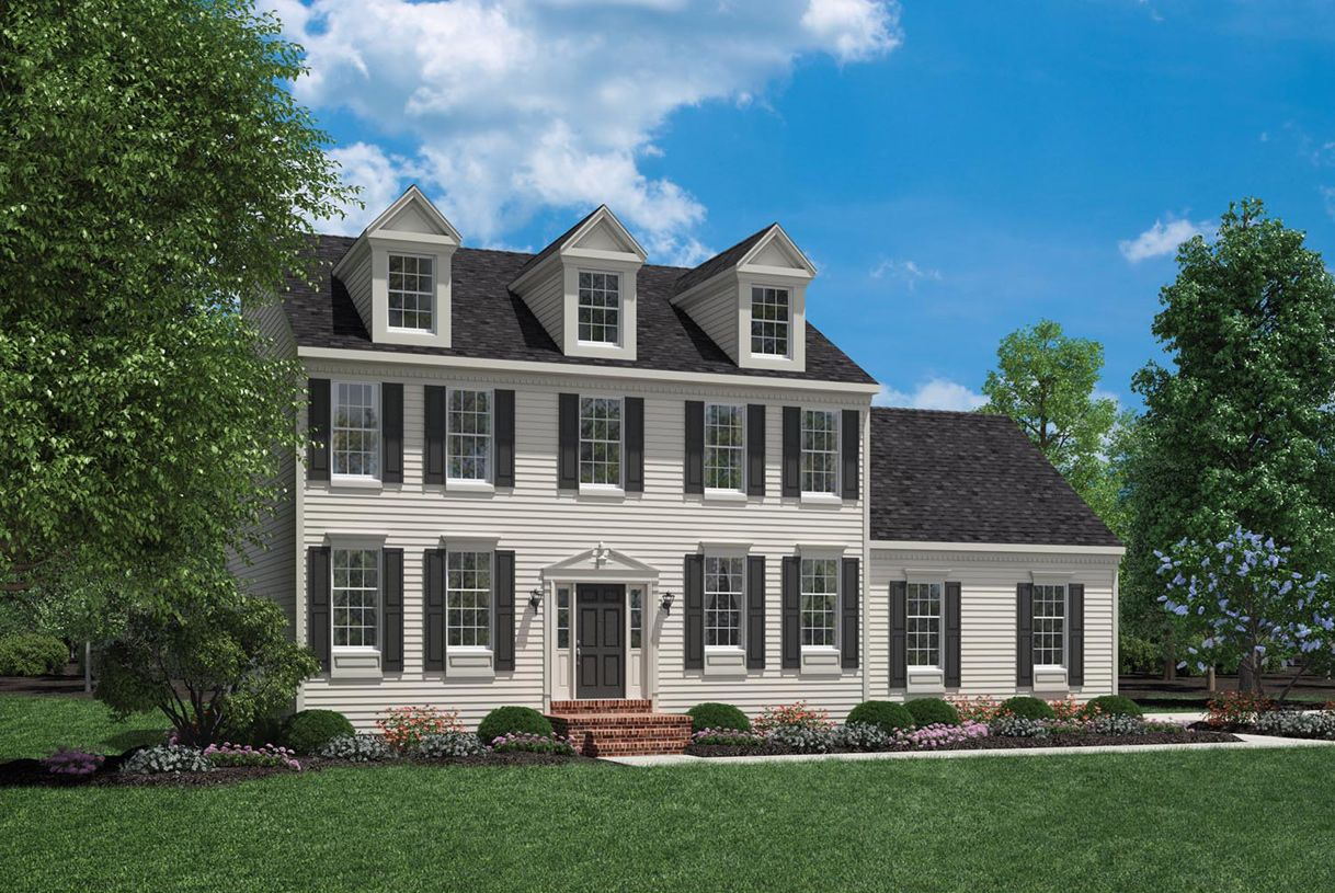 Single Family for Sale at The Hills At Lagrange - Nantucket 143 Ridgeline Drive Poughkeepsie, New York 12603 United States