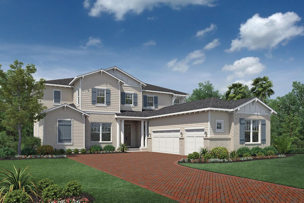 Single Family for Sale at Toll Brothers At Atlantic Beach Country Club - The Ambassado - San Lucca 1601 Atlantic Beach Drive Atlantic Beach, Florida 32233 United States