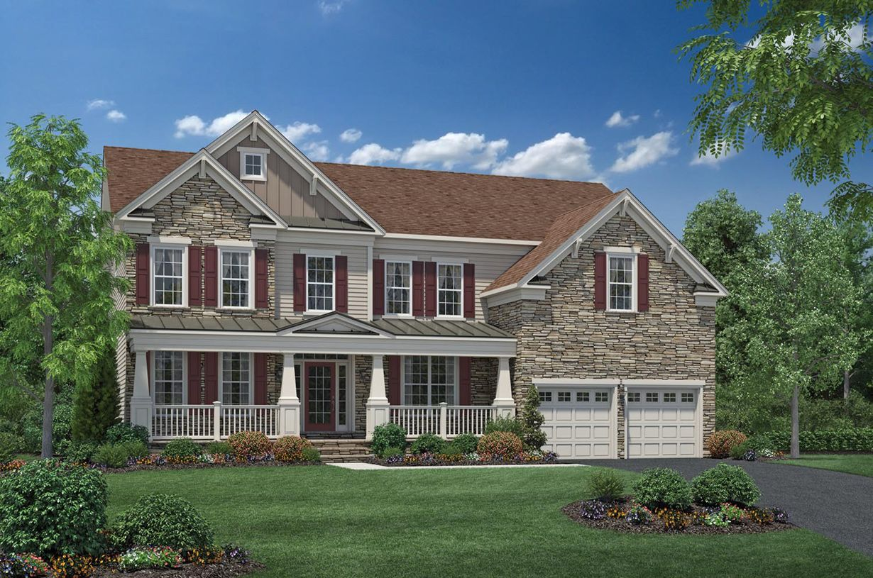 Single Family for Active at Orchard Ridge - The Preserve - Duke Carlough Road Upper Saddle River, New Jersey 07458 United States