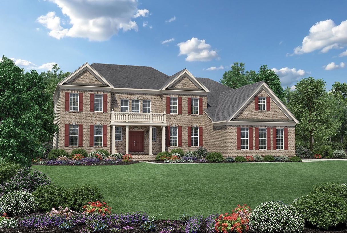 Unifamiliar por un Venta en Glastonbury Estates - Hampton 2840 Hebron Avenue Glastonbury, Connecticut 06033 United States
