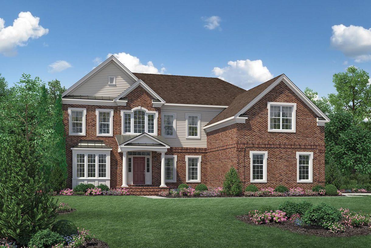 Single Family for Active at Tanglewood Hills - Duke 425 Brady Way Batavia, Illinois 60510 United States