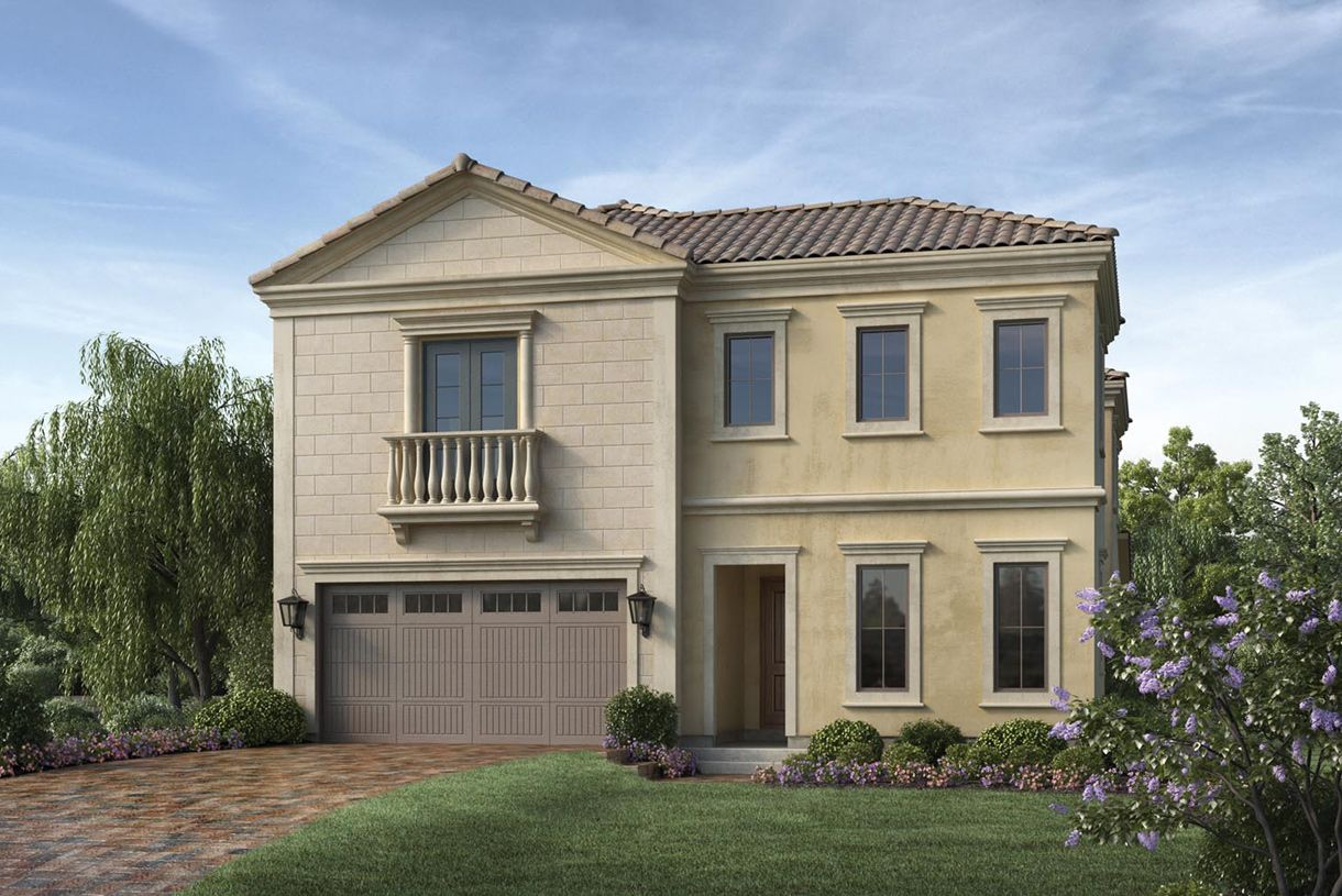 Single Family for Sale at Bella Vista At Porter Ranch - Bluffs Collection - Laurel (Ca) 12043 Ricasoli Way Porter Ranch, California 91326 United States