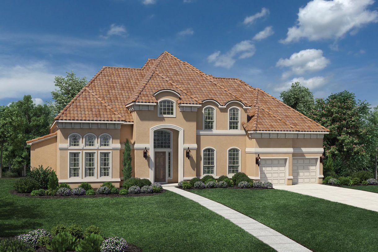 Single Family for Active at Cinco Ranch - Ironwood Estates - Sandhaven 3103 Brighton Sky Lane Katy, 77494 United States