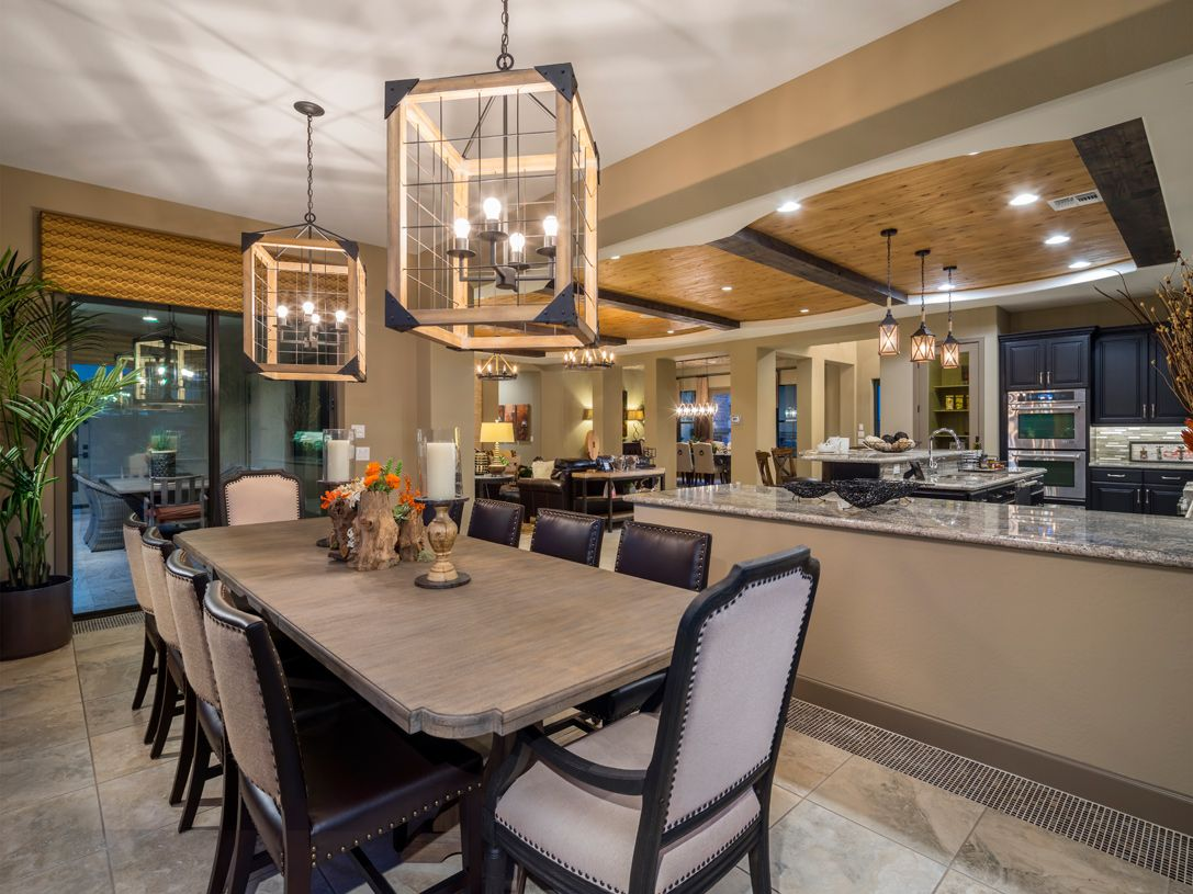 Single Family for Active at Aracena Modern Ranch 17740 East Appaloosa Queen Creek, Arizona 85142 United States