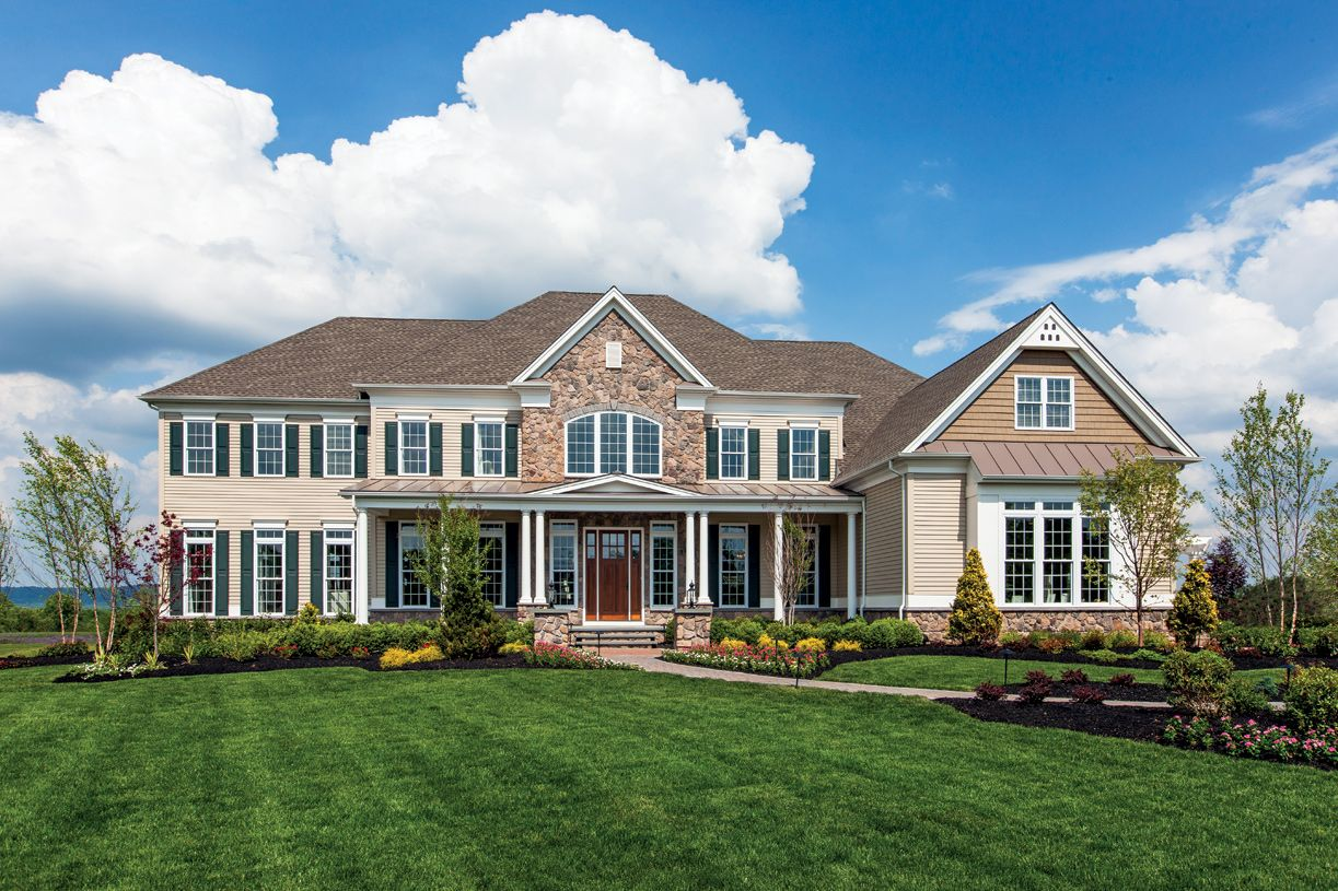 Single Family for Active at Estates At Bamm Hollow - Henley 6 Strathmore Road Lincroft, New Jersey 07738 United States