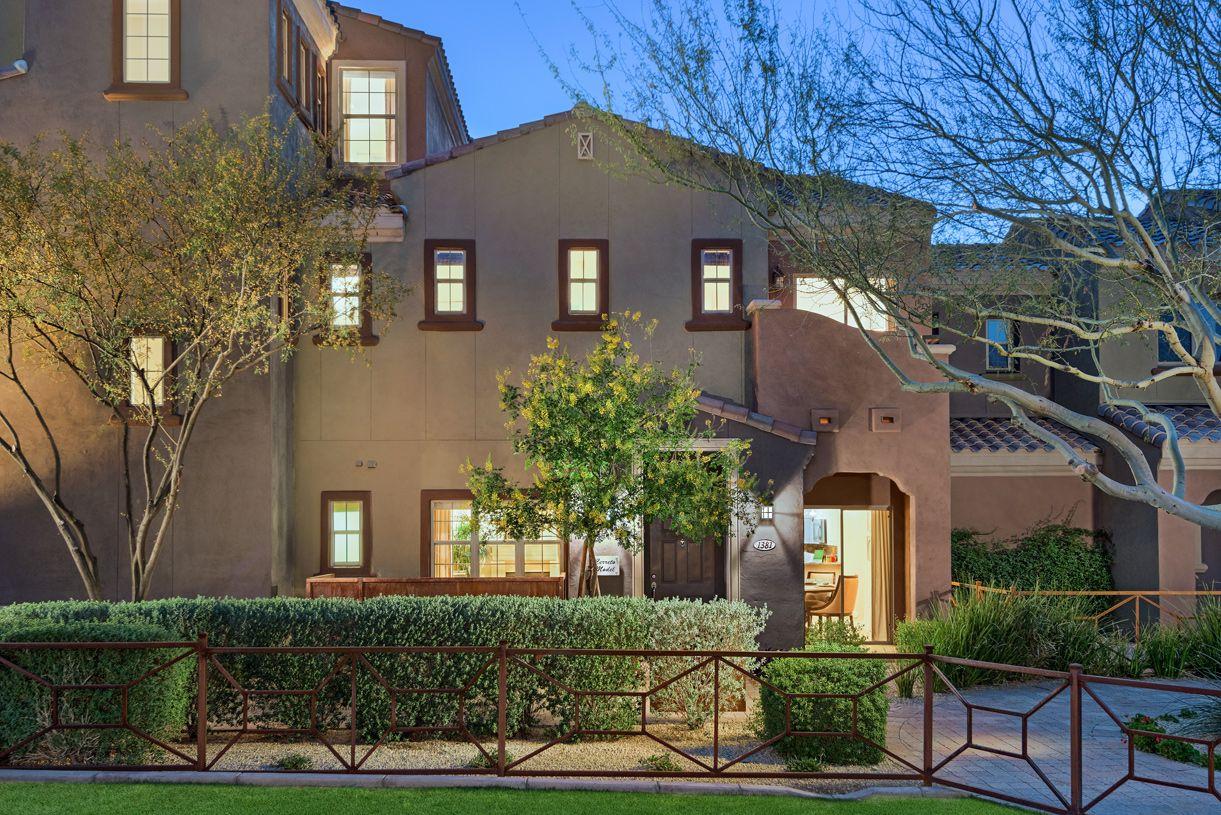 Multi Family for Sale at The Villages At Aviano - Cerreto 3935 E. Rough Rider Rd Phoenix, Arizona 85050 United States