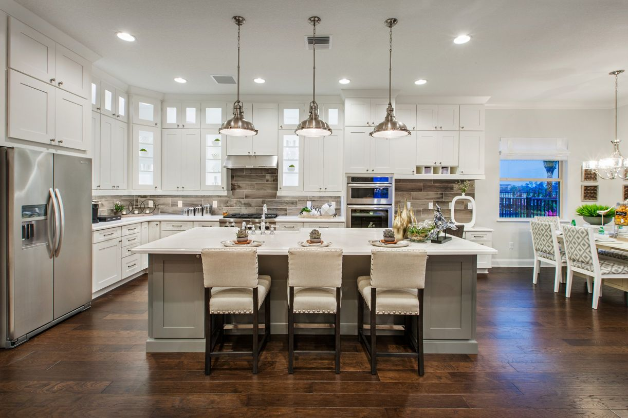 Photo of Toll Brothers at Eagle Creek - Signature Collection in Orlando, FL 32832