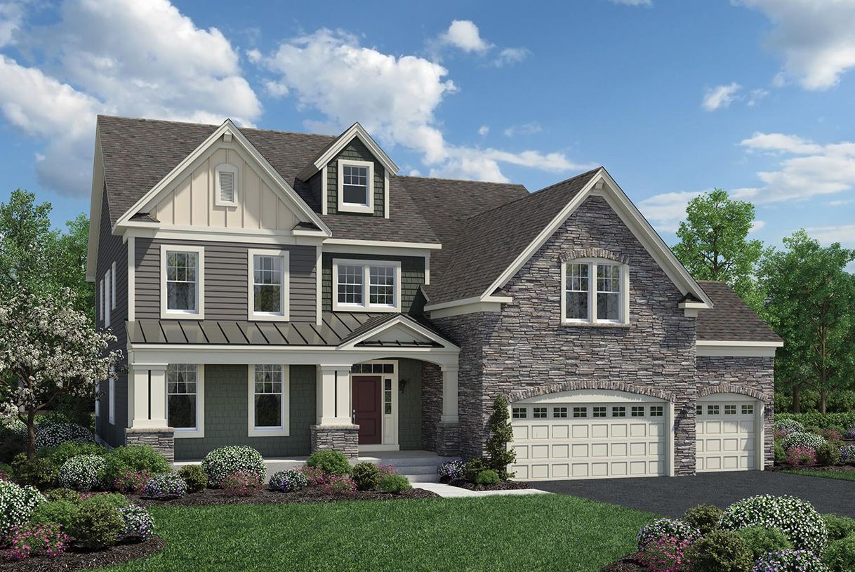 Eden prairie new homes new construction home builders for Modern homes for sale mn
