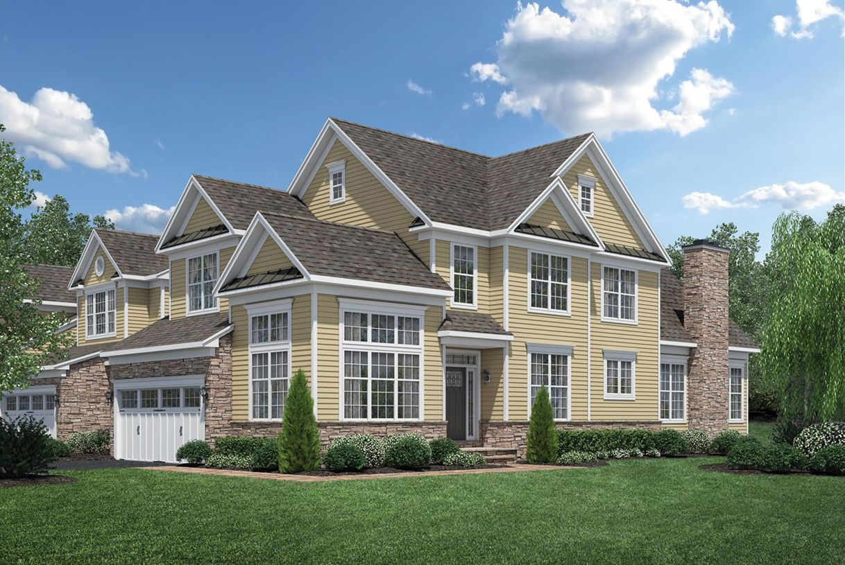 Multi Family for Sale at Enclave At Shackamaxon - Bucknell 101 Tillinghast Turn Scotch Plains, New Jersey 07076 United States