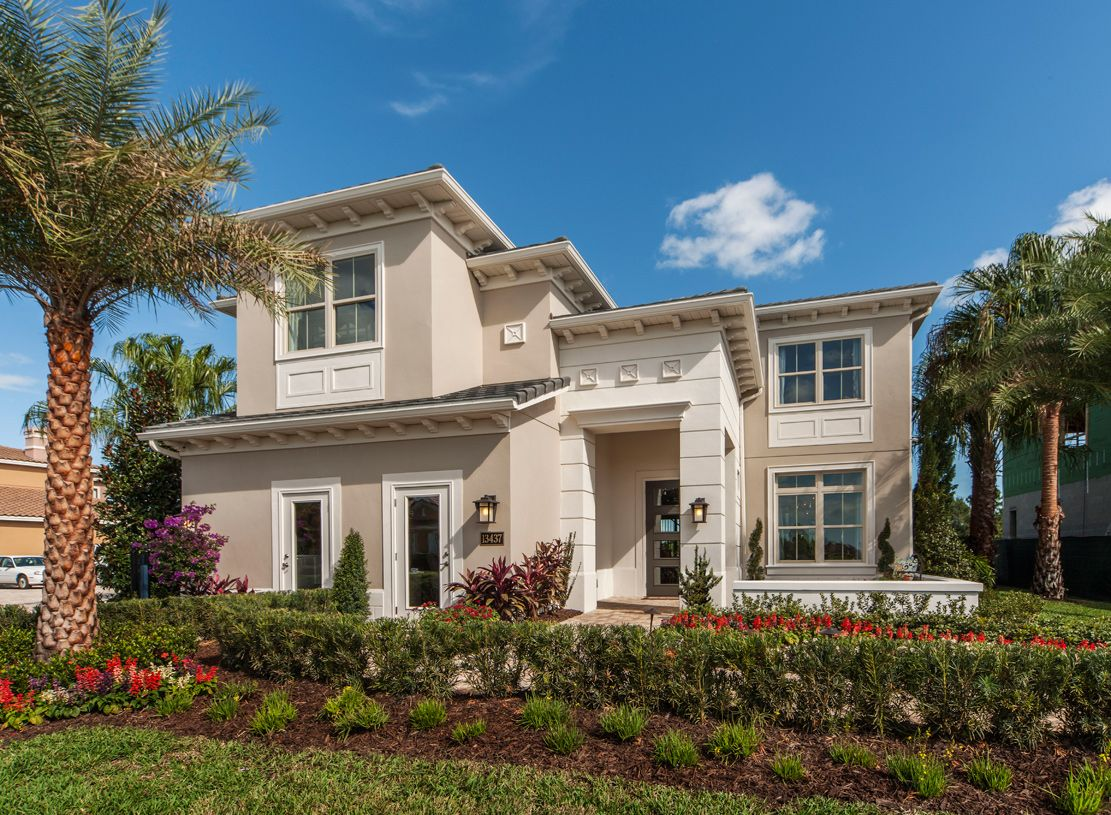 Photo of Toll Brothers at Eagle Creek - Estate Collection in Orlando, FL 32832