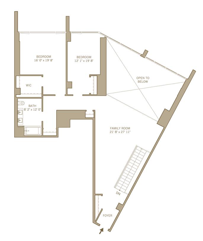 'Plusieurs Familles' building or community at '90 Furman Street 90 Furman Street Brooklyn, New York 11201 United States'