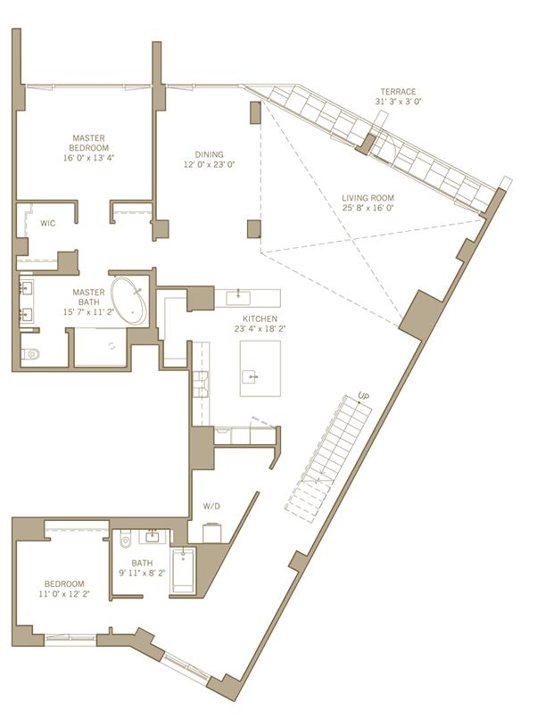 Additional photo for property listing at 90 Furman Street 90 Furman Street Brooklyn, New York 11201 United States