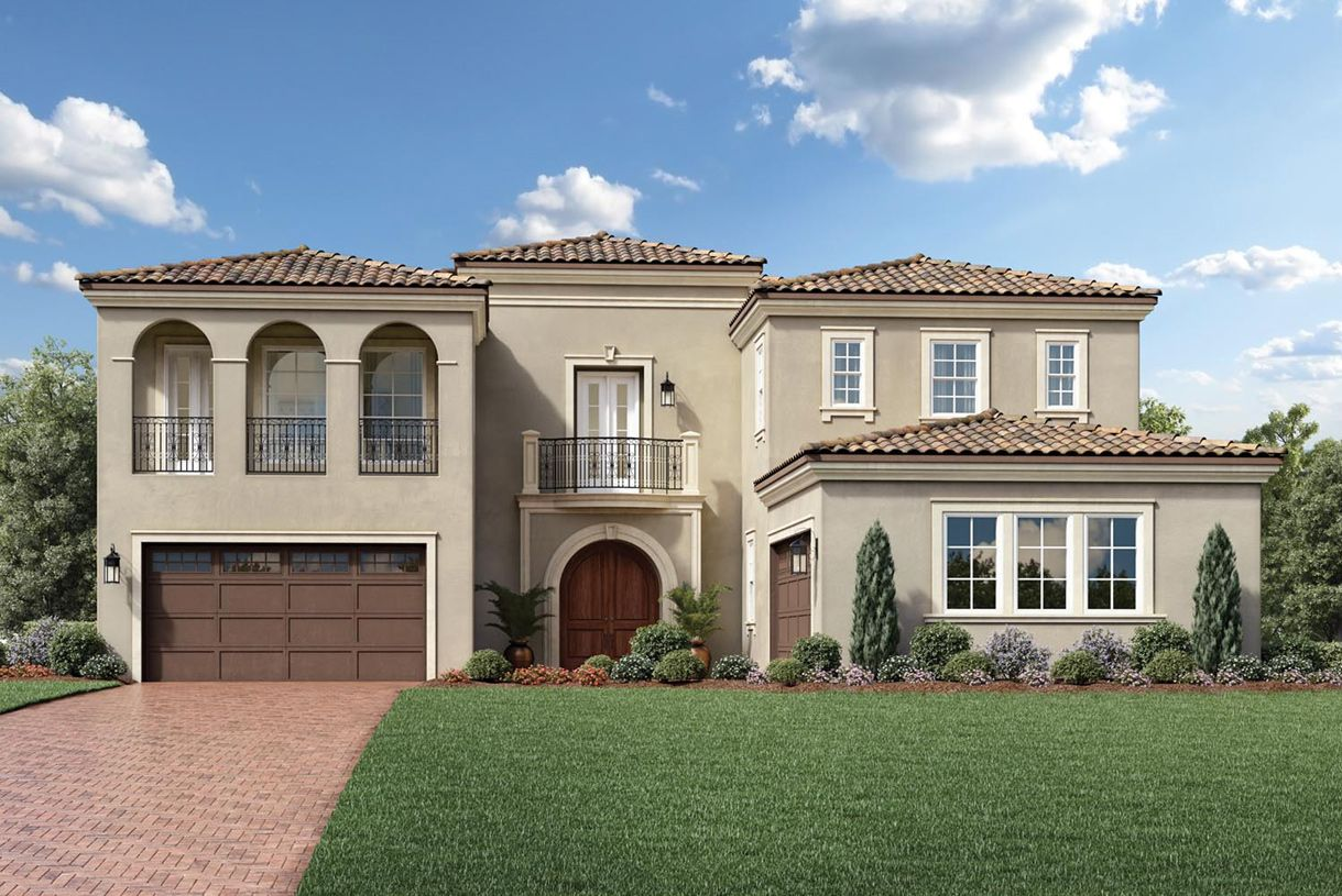 Single Family for Sale at Enclave At Yorba Linda - Cassero (Ca) 4195 Princeton Place Yorba Linda, California 92886 United States