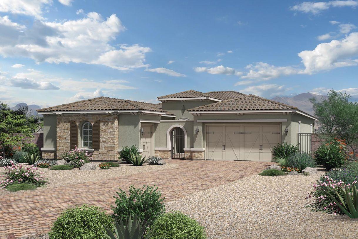 Additional photo for property listing at Toll Brothers At Inspirada   Veneto    Messina 3087 Amoruccio. 3087 Amoruccio Court Henderson Nevada 89044 for Sales