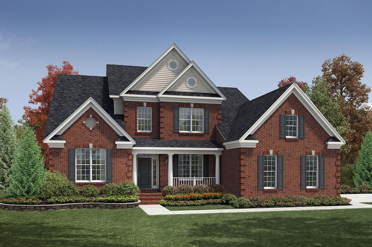 Single Family for Active at Westridge Estates Of Canton - Palmerton 50009 Tahoe Way Canton, Michigan 48187 United States