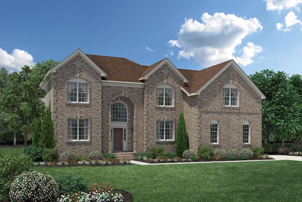 Single Family for Active at Westridge Estates Of Canton - Hopewell 50009 Tahoe Way Canton, Michigan 48187 United States