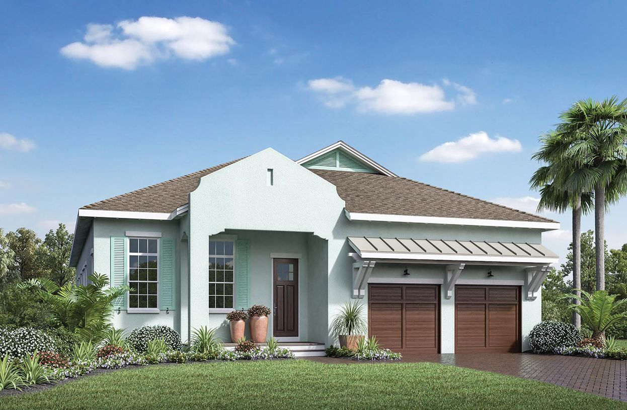 Single Family for Sale at Toll Brothers At Atlantic Beach Country Club - Legacy & Heri - Captiva 1601 Atlantic Beach Drive Atlantic Beach, Florida 32233 United States