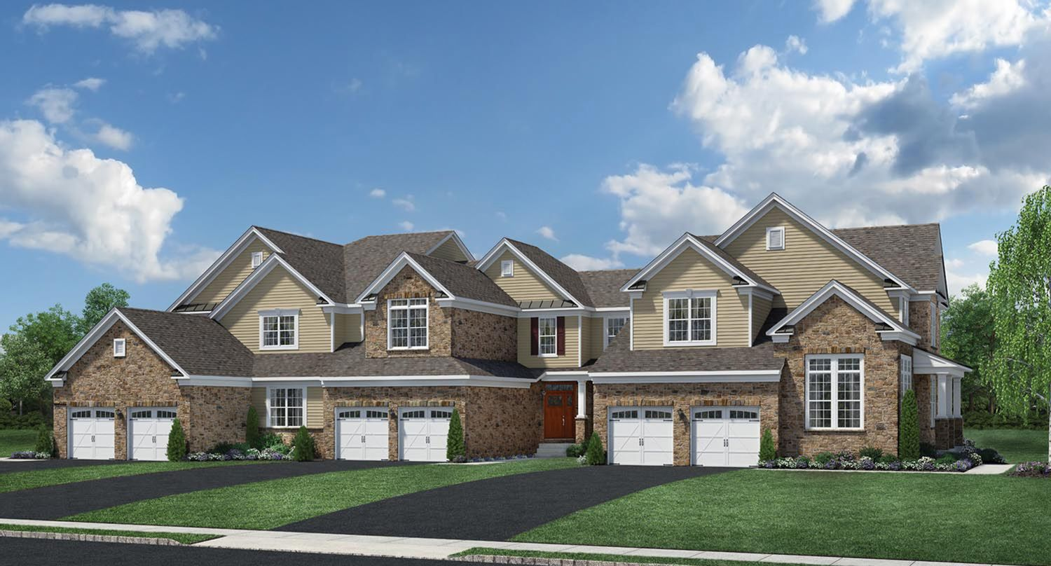 Multi Family for Active at Regency At Holmdel - Valeri 2 Langton Drive Holmdel, New Jersey 07733 United States