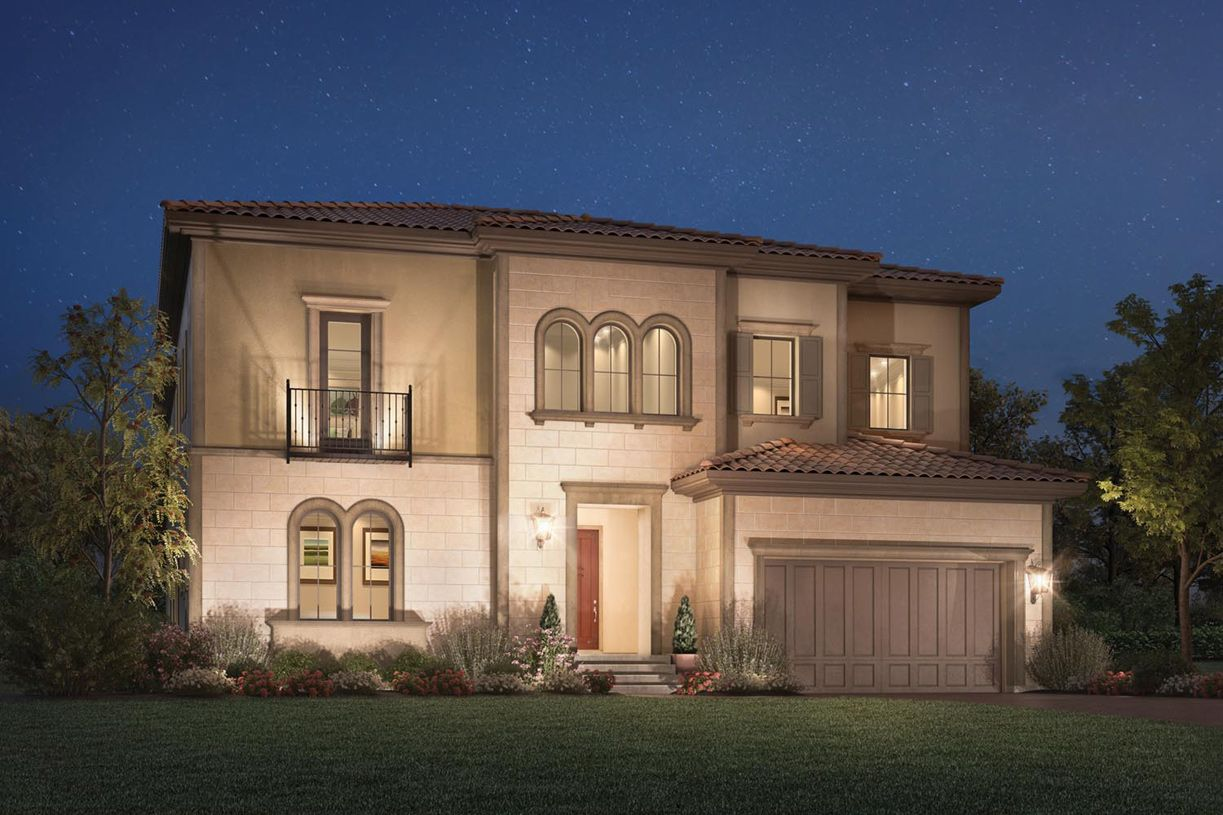 Single Family for Sale at Canyon Oaks - Palomino 11010 Sweetwater Court Chatsworth, California 91311 United States