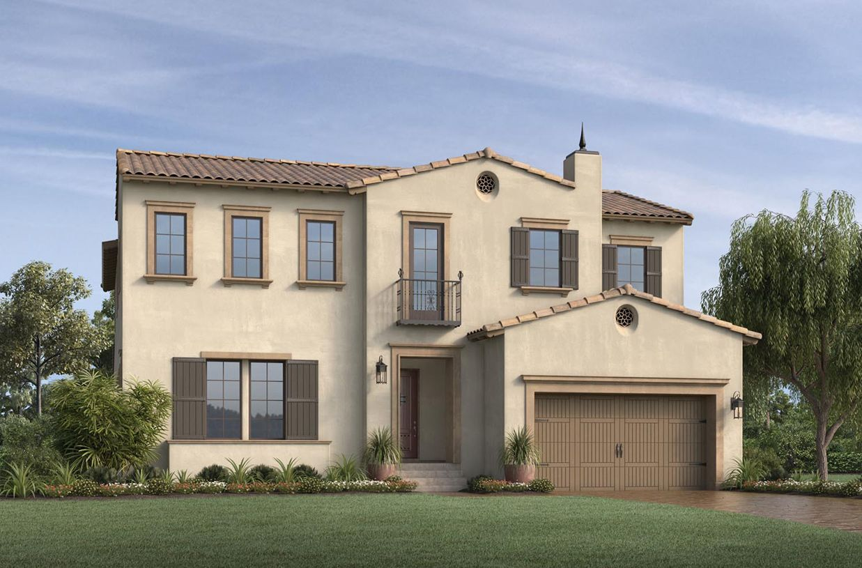 Single Family for Active at Canyon Oaks - Palomino 11010 Sweetwater Court Chatsworth, California 91311 United States