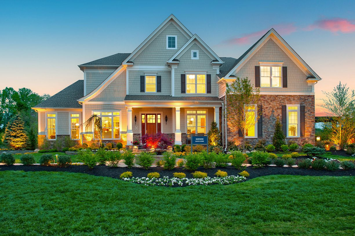 Estates at bamm hollow new homes in lincroft nj by toll for Modern homes nj