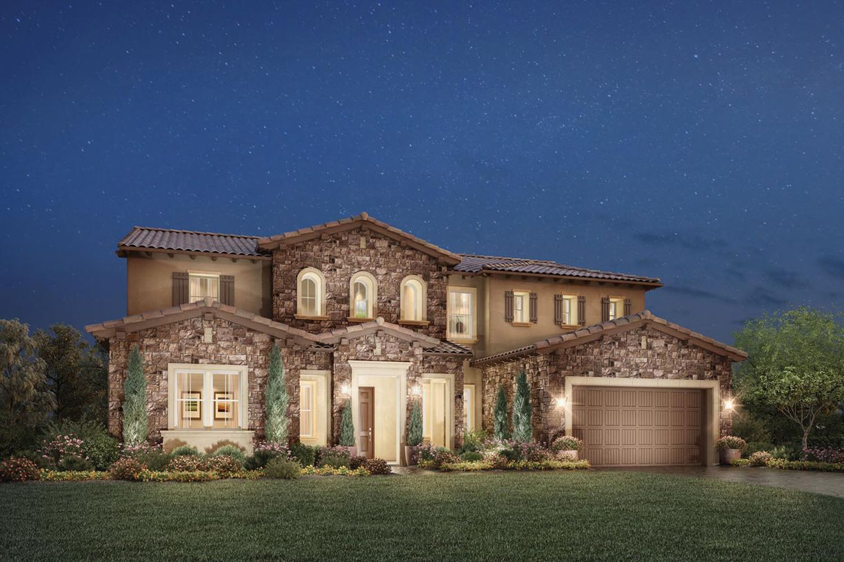 Unique la famille pour l Vente à Toll Brothers At Robertson Ranch - The Bluffs - Cristiana 2535 Glasgow Dr. Carlsbad, California 92010 United States