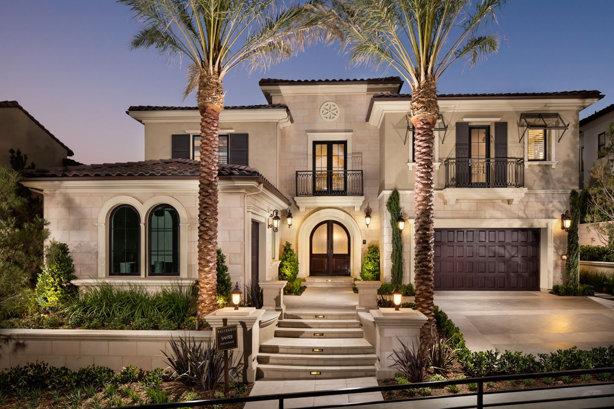 Single Family for Active at Westcliffe At Porter Ranch - Palisades Collection - Santee 11741 North Manchester Way Porter Ranch, California 91326 United States